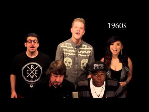 The Evolution of Music by Pentatonix