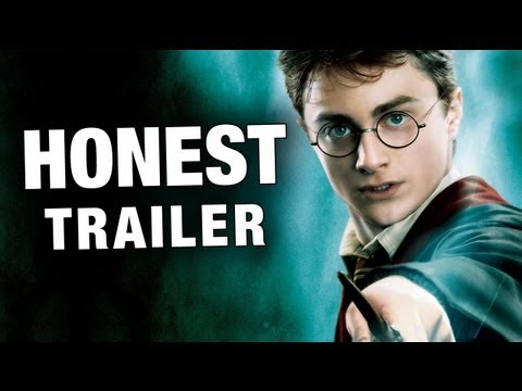 Honest Movie Trailers: Harry Potter by Screen Junkies