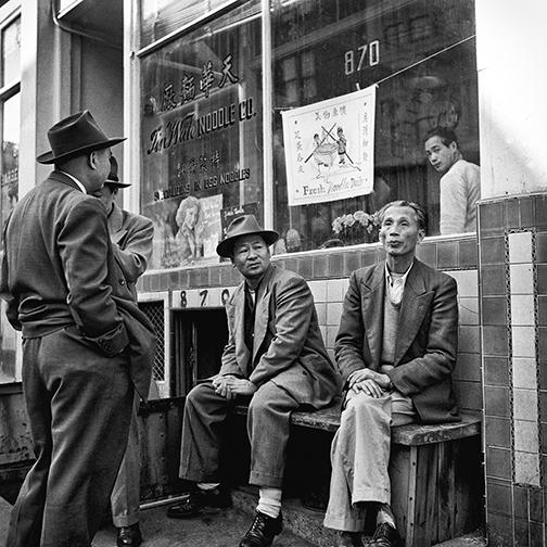 Chinatown 1948