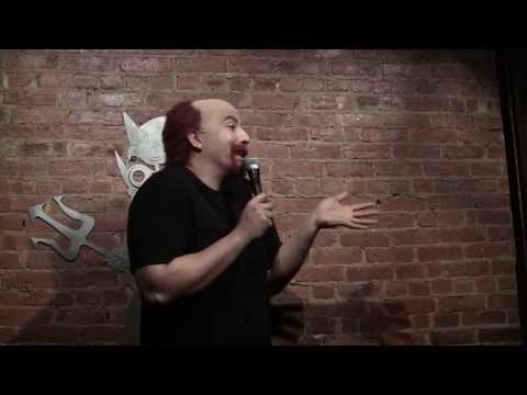 Comedian J-L Cauvin Does Dead-On Impression of Louis C.K. Telling Classic Jokes