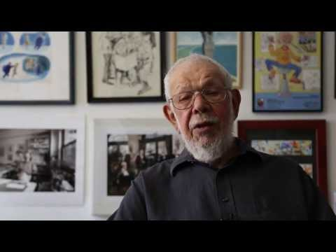 The Art of Harvey Kurtzman, Documentary About Mad Magazine's Founding Editor