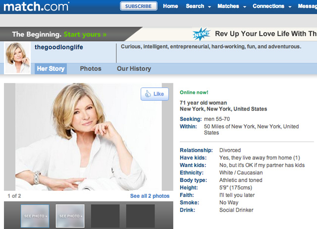 good dating profile for a woman You're smart, cute, and (if you do say so yourself) super-fun to spend an evening with so why aren't any great guys responding to your matchcom or okcupid profile you're likely making some common mistakes, says online dating coach laurie davis, the author of love @ first click here, she explains.
