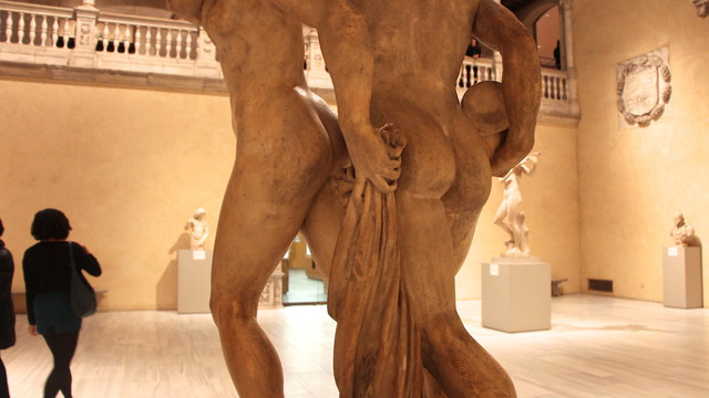 The Metropolitan Museum of Butts