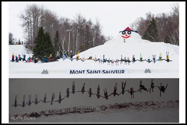 Ski Record
