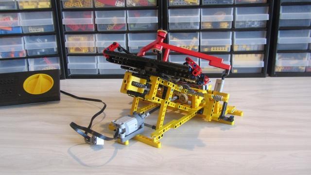 LEGO Spirograph