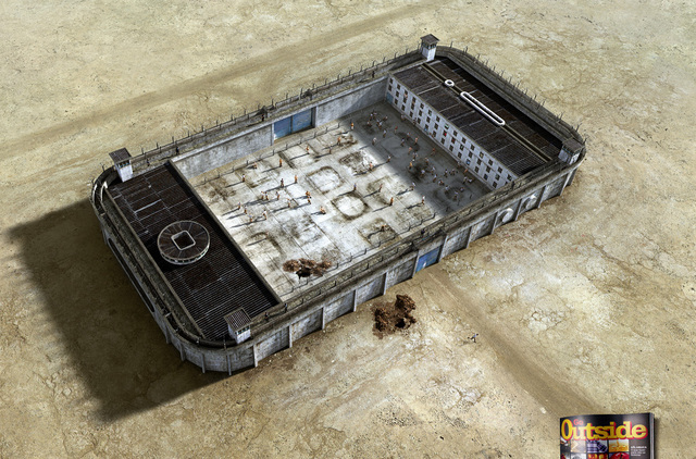 Ad Campaign Illustrates That We Are Prisoners Of Our Own Devices