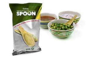 Edible Sppon