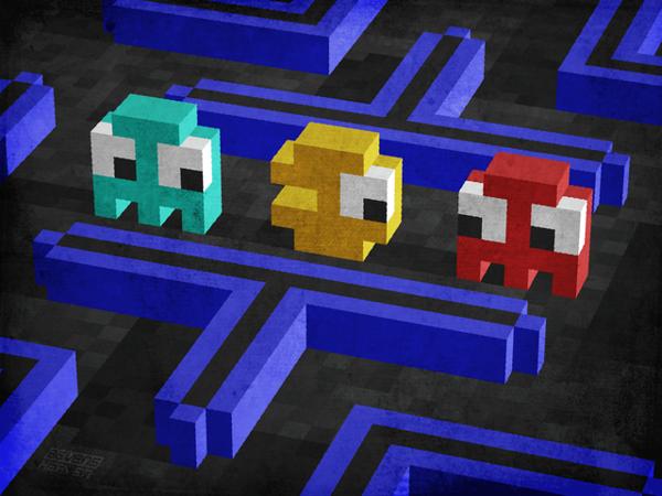 pixel art 3d online