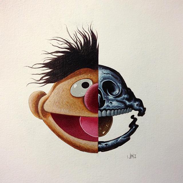 Ernie by Jeff McMillan