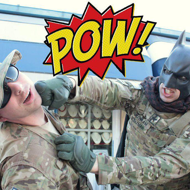 The Bagram Batman