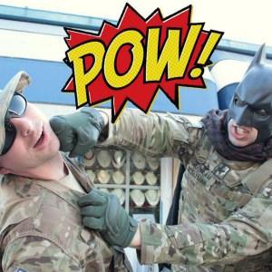 The Bagram Batman