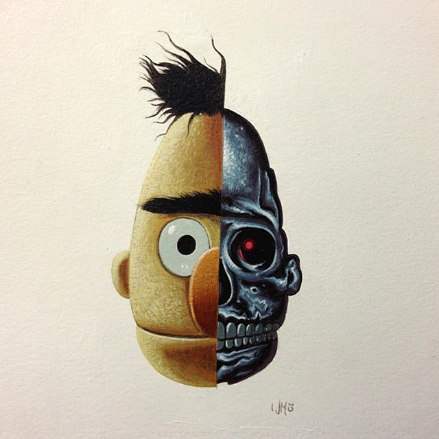 Bert by Jeff McMillan