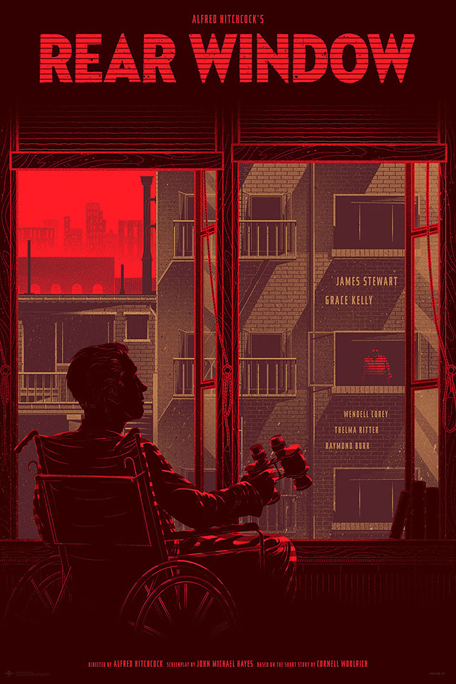 Rear Window Variant by Kevin Tong