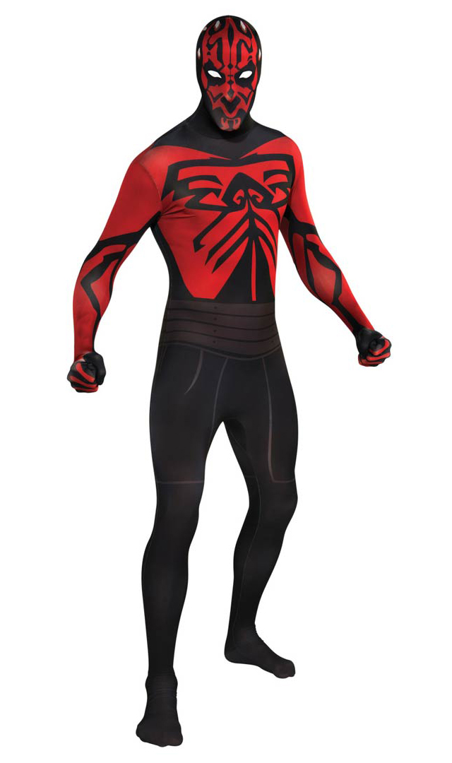 Darth Maul Second Skin Star Wars Costumes