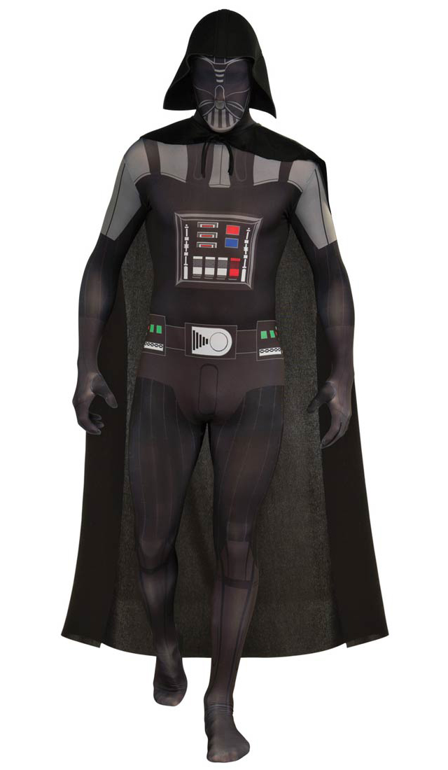 Darth Vader Second Skin Star Wars Costumes