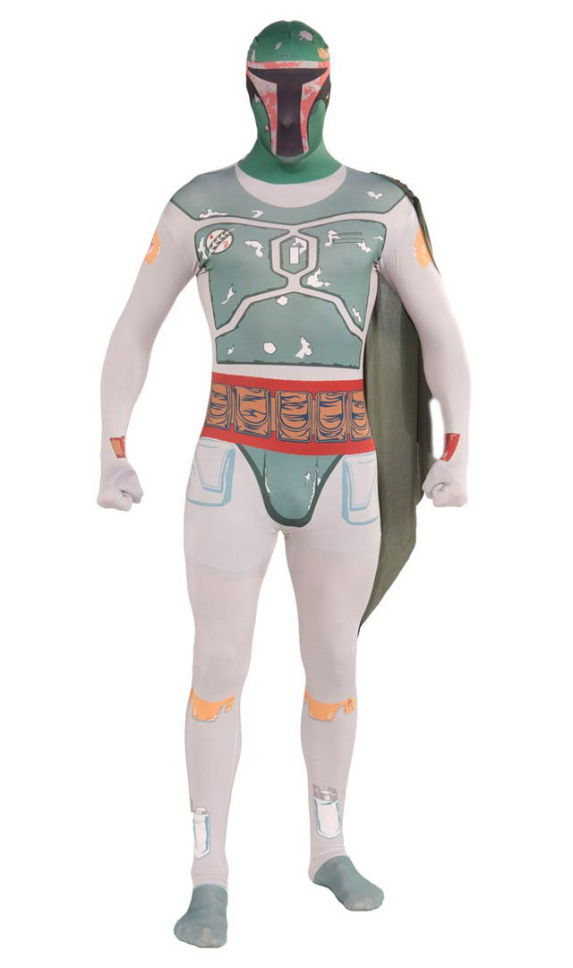 Boba Fett Second Skin Star Wars Costumes