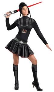 Darth Vader Sexy Costume