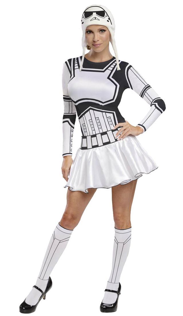 Stormtrooper Sexy Costume