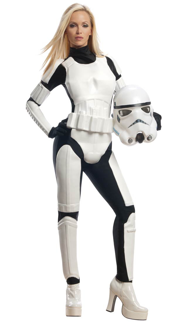 Sexy Star Wars Costumes For Women