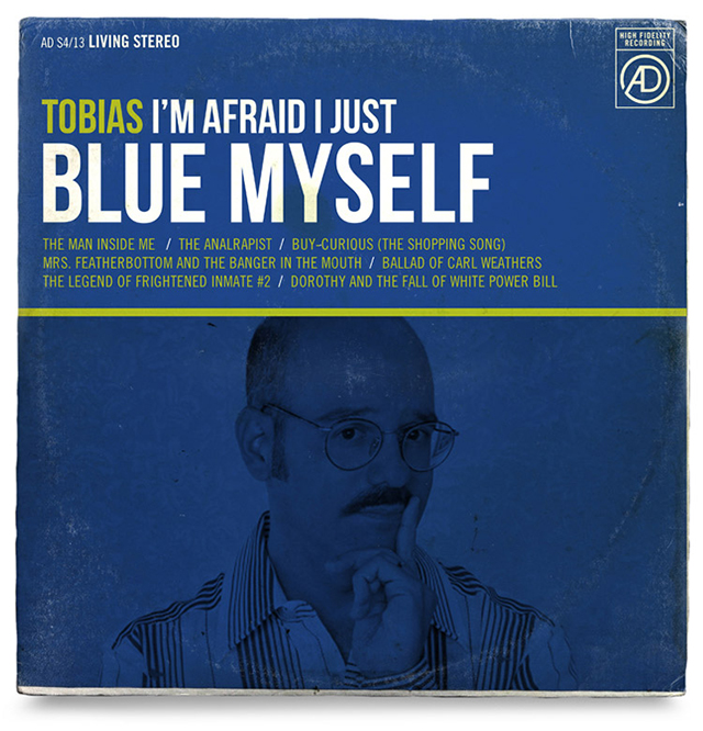 Arrested Development Album Covers