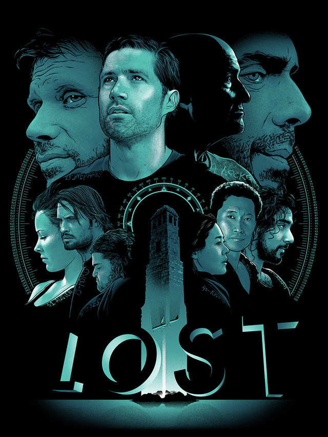 LOST by Joshua Budich
