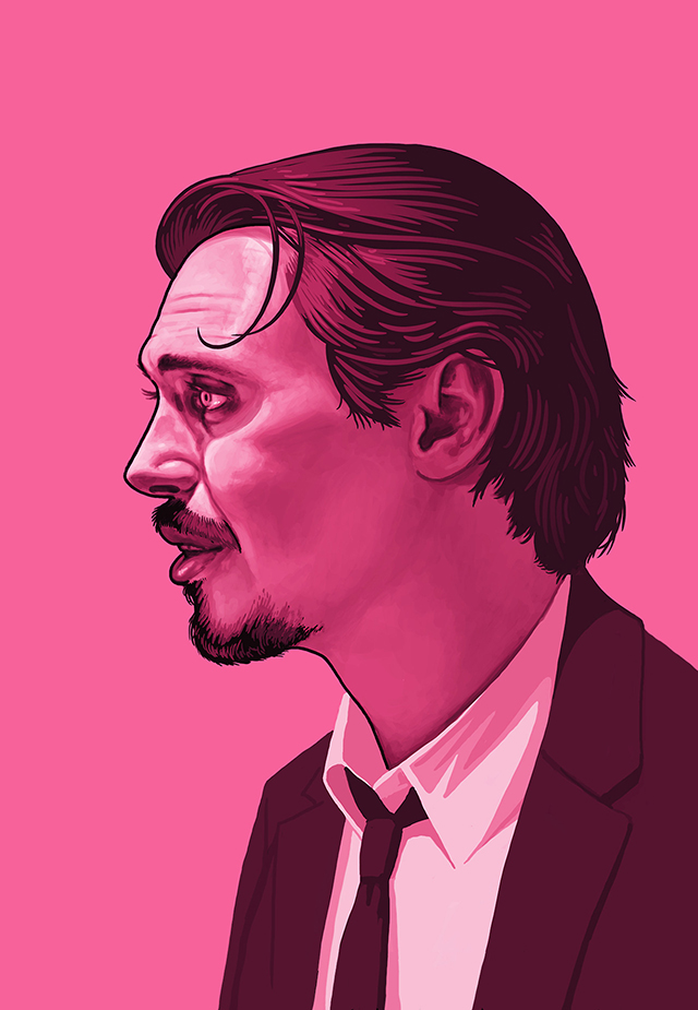 Mr Pink by Mike Mitchell