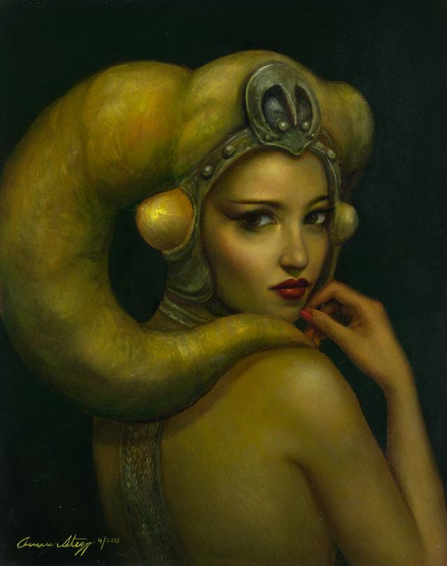 Oola by Annie Stegg