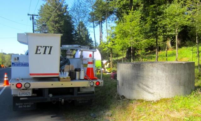 Humboldt County Fiber Vandals
