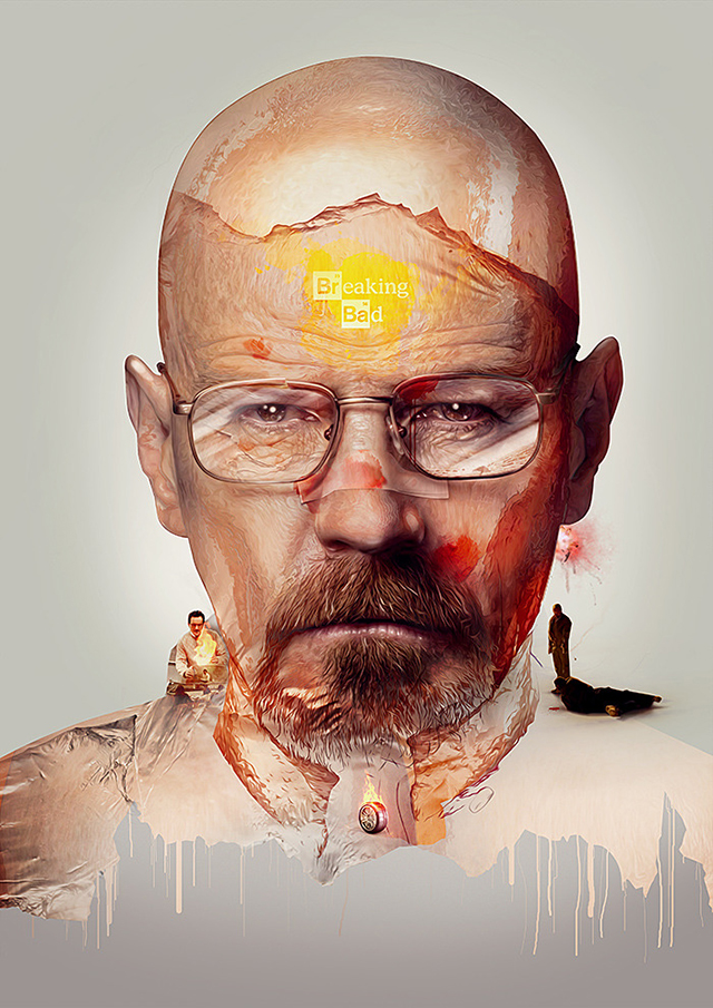 Breaking Bad by Adam Spizak