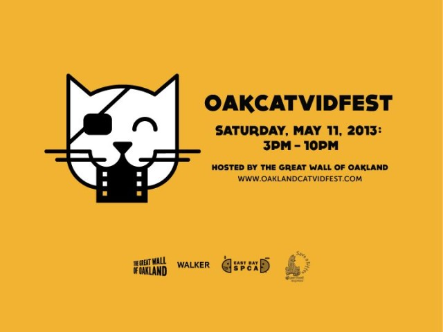 Oakland Internet Cat Video Festival