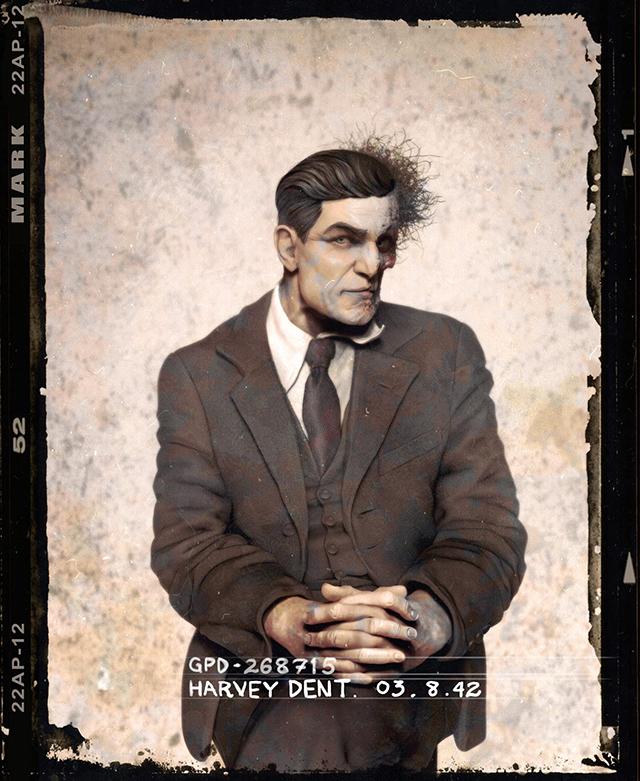 Harvey Dent by Jason Mark