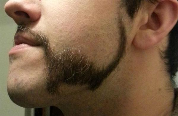 Dinosaur Beard