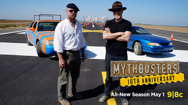 MythBusters 10