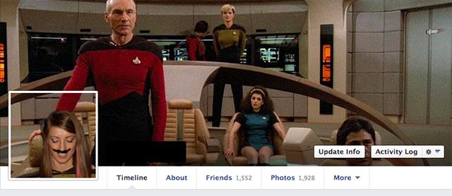 Custom Facebook Profiles