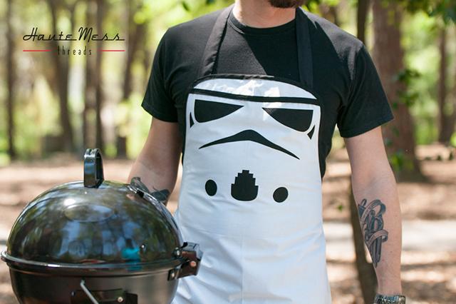 Stormtrooper Apron