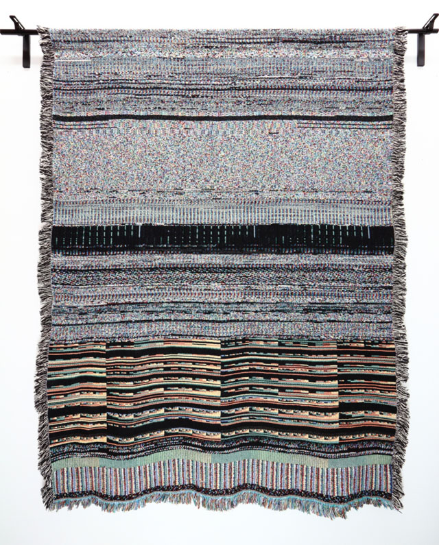 Binary Blankets by Phillip Stearns