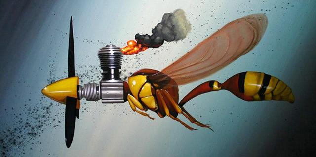 WASP by Robert Bowen