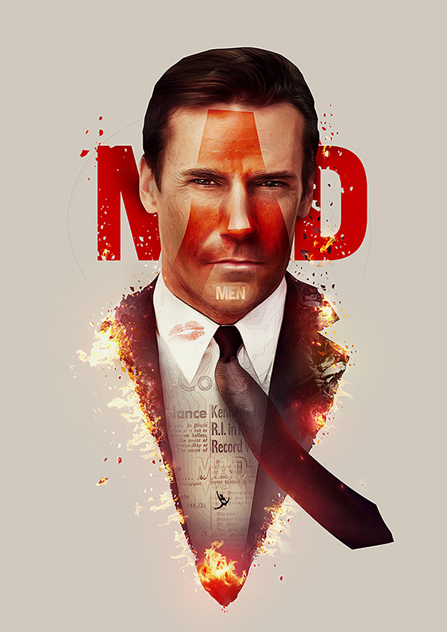 Mad Men by Adam Spizak