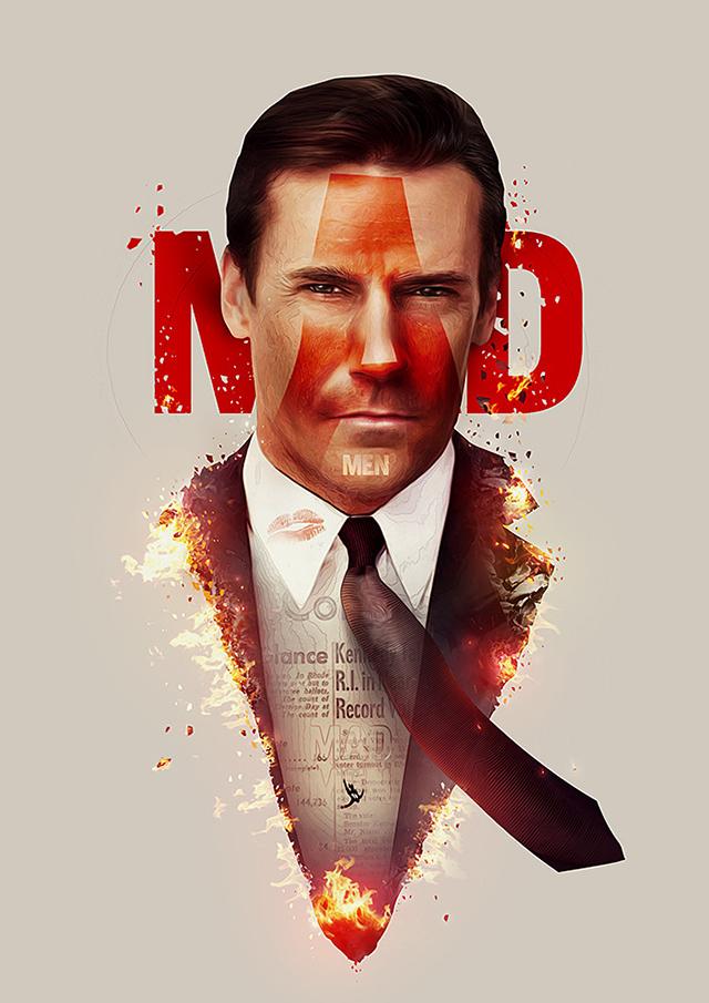 Mad Men by Adam Spizak