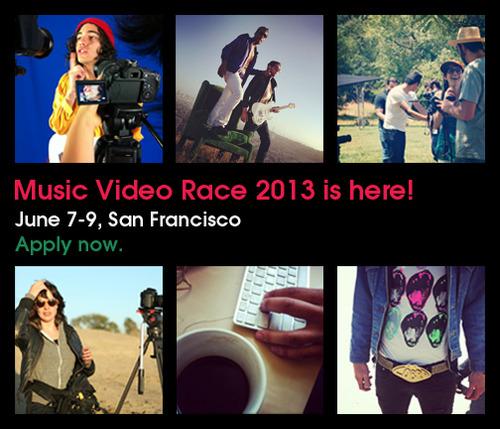 Music Video Race 2013