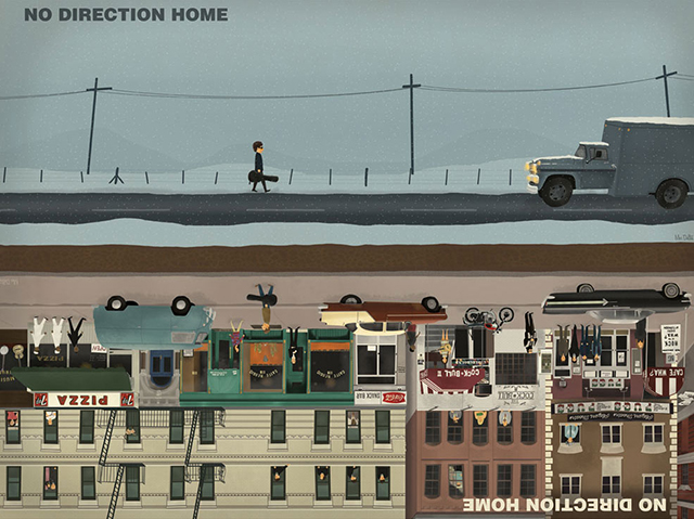 No Direction Home 2 by Max Dalton
