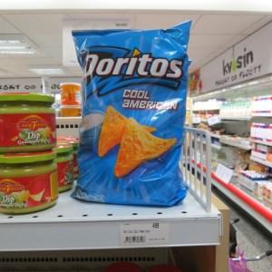 Cool American Doritos