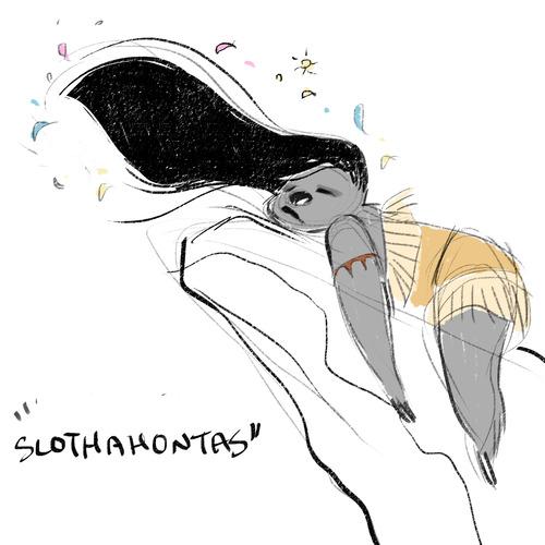 Slothahontas