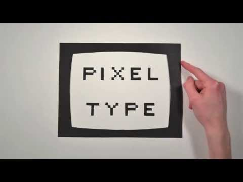 The History of Typography, A Paper Stop Motion Animation