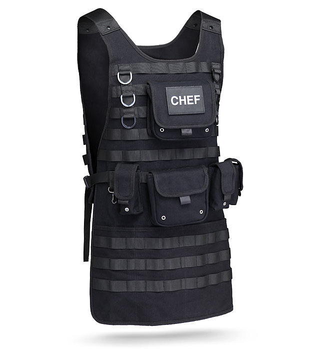 Tactical BBQ Apron