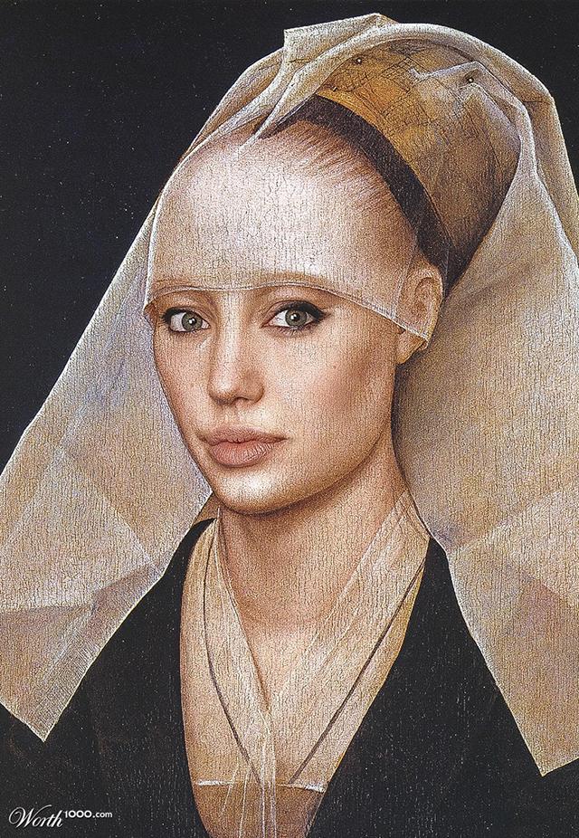 Angelina Jolie by BrunoSousa