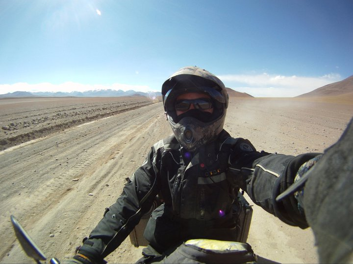The Modern Motorcycle Diaries Alex Chacons 500 Day Journey Across North South America