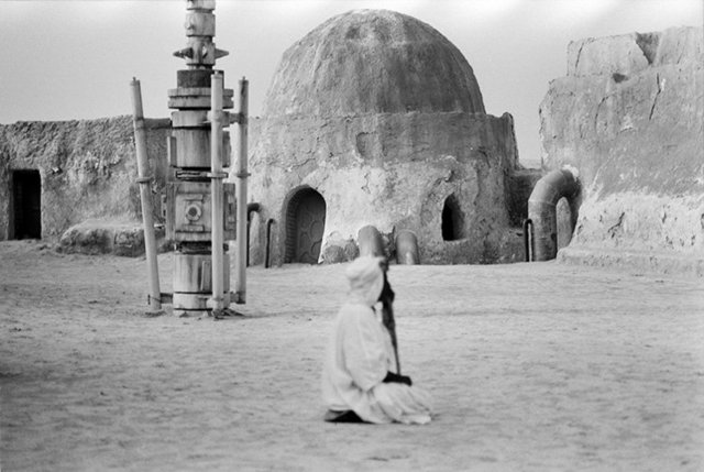 Photos of Abandoned 'Star Wars' Film Set Locations in Tunisia