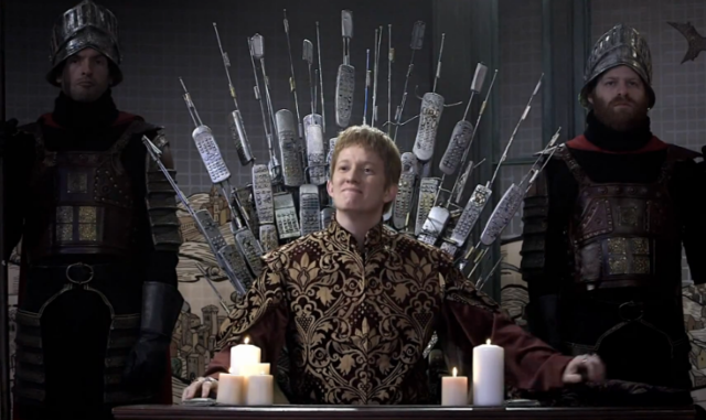 Game of Desks