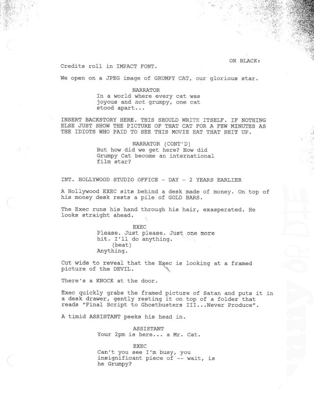 paid in full movie script